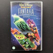 Fantazia 2000 - Walt Disney Classics - From Netherlands - VHS Video UK 2000 GLP