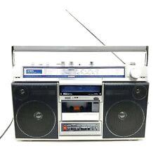 Needs Repair Vintage Aiwa CS-660 Boombox Cassette Player Portable Radio Rare