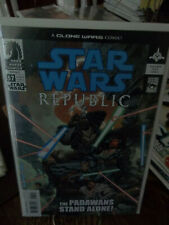 """STAR WARS  REPUBLIC  """"THE PADAWANS STAND ALONE""""  #57   AUG 2003 NM"""
