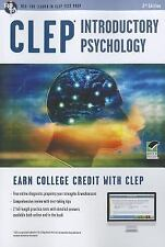 Clep Test Preparation Ser.: Clep® Introductory Psychology by Don J.