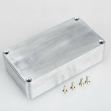 Aluminum Stomp Box Enclosure Guitar Cases Storage Holder Guitar  Accessor 1590B