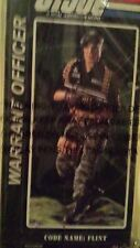 G.I. Joe Sideshow Collectibles Flint Warrant Officer New