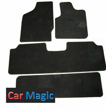 VW Sharan Tailored Car Mats Black 2006-2010