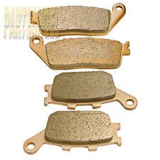 F+R Brake Pads 2003-2013 2004 2005 2006 2007 2008 2009 2010 HONDA VTX 1300 S/C/R
