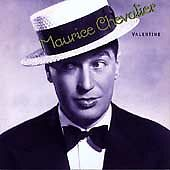 Valentine by Maurice Chevalier (CD, Jul-1997) SHIPS NEXT DAY Quand un Vicomte