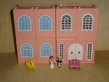 Polly Pocket mini Dream Builders Deluxe Mansion Stapelvilla Villa House Haus