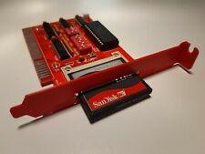 XT CF LITE 4.1 - CompactFlash Adapter - XTIDE Universal BIOS - IBM 5150/5160/XT