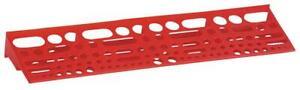 Tool Holder / Tool Storage Wall Rack holds 96 tools