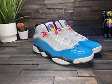 Nike Air Jordan 6 Rings Men's Shoes Blue Fury CK0018-100 Size 11
