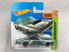 Hot wheels HW WORKSHOP 68 Dodge Dart 211/250 silver/blue Short card diecast car