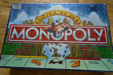 Monopoly French Edition De Luxe NEW SEALED Parker RARE