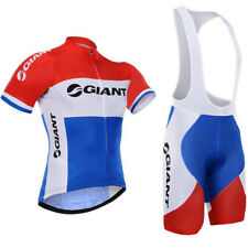 Mens Road Bike Cycling Jersey Shorts Sets Team Short Sleeve Cycling Outfits Suit