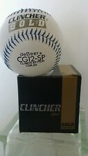 """deBeer Clincher Gold Softball F12G-Sp-Usssa 12"""" Slo-pitch Nib Stamped Usa I3A"""