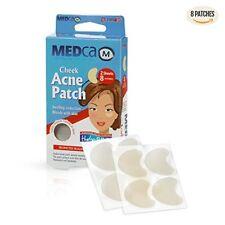 MEDca Acne Pimple Blackheads Cheek Patch Treatment Hydrocolloid Bandage Face