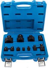 Schlagschrauber Nuss Adapter Set 11-tlg Gelenk Steckschlüssel Satz Stecknuss BGS