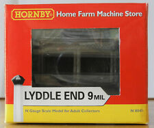 N Gauge Hornby Lyddle End N8049 Home Farm Machine Store Mint in Box