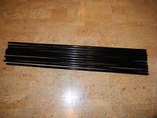 10 bastón palos término técnico disparo. longitud total aprox. 95 cm bastón