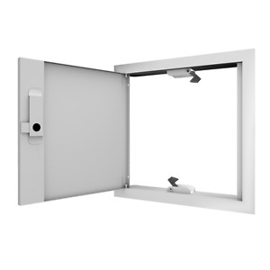 1hr Fire Rated Metal Access Panel -  Easy Install Flipfix Inspection Hatch