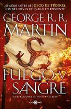 Fuego y Sangre (Canción de hielo y fuego): 300 años antes de Juego de Tronos. H