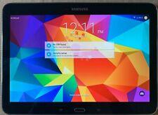 Samsung Galaxy Tab 4 SM-T537V 16GB, Wi-Fi, 10.1 inch Tablet - Black