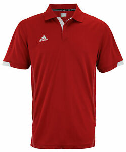 Adidas Men's Team Polo, Color Options