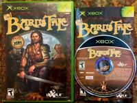 """The Bard's Tale"" Microsoft Xbox CIB Tested Working 2004 inXile Entertainment"