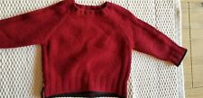 United colors of Benetton toddler boys wool sweater 24 months