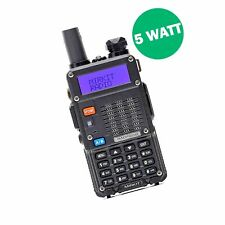 Baofeng radio Uv-5R Mk3 2018 5W Walkie Talkies Dual Band Ham Two Way Radio 18.