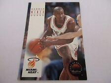 Carte NBA SKYBOX 1993-94 #103 Harold Miner Miami Heat