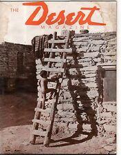 1938 Desert August 10th Issue - Valerie Jean Dates; Gallup Fiesta; Becker Trader