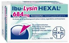 Ibu-Lysin HEXAL 684 mg Tabletten 50St PZN: 10333719
