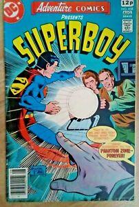 DC~Adventures Comics Presents~Superboy #458 -Pence Variant~