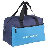 Dunlop Sports Gym Duffel Bag Lightweight Travel Holdall Luggage Training Outdoor