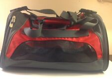 Sherpa Original Deluxe Small Pet Carrier Red Soft Side Cat Dog Travel Bag