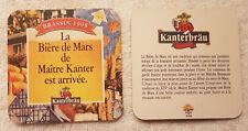 Sous Bock Biere de Mars de Kanterbrau
