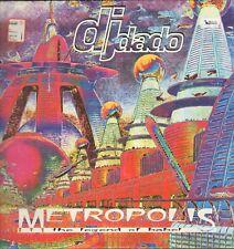 DJ Dado – Metropolis (The Legend Of Babel) - Subway Records – SUB 131 Ita 1996