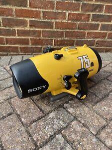 Sony 75m Marine Pack Handycam MPK-V11 Underwater Camera Case