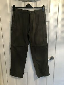 mens north face Walking/hiking trousers