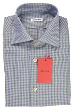 NEW 2018 KITON SHIRT 100% COTTON 15.75 US 40 EU 18KT53