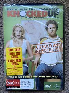 Knocked Up DVD Brand New Still Sealed
