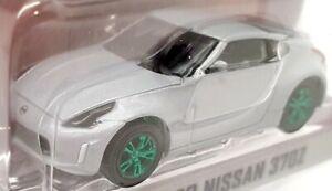 Greenlight 1/64 Scale Model Car 47080F - 2020 Nissan 370Z Chase Car  - Silver