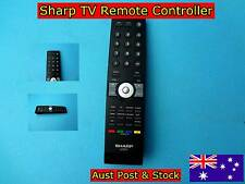 Sharp LCD TV Remote Control Replacement *Brand NEW* (C759)