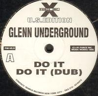 Glenn Underground - Do It - 1995 - Force Inc. Music Werke - Fim US 8 - USA
