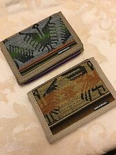 Bolivian Aguayo Wallets New!