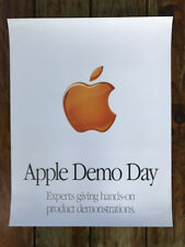 APPLE STORE POSTER - Apple Demo Day from 2000 - ORIGINAL