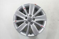 VW Polo 6R Alufelge Einzelfelge 15 Zoll Felge 6RD601025D