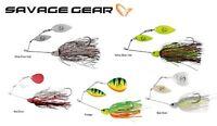 Savage Gear Da'Bush Spinnerbait Fishing Lure Predator 32-42 g Various Colours