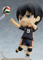 Animate Haikyuu!! Kageyama Tobio 4'' PVC Figure Toys Model Collectibles in Box