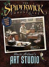 Uncle Arthur's Art Studio (Spiderwick Chronicles (Simon Scribbles Hardcover)) -