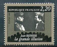 STAMP / TIMBRE FRANCE NEUF N° 2436 ** CINEMATHEQUE / JEAN RENOIR